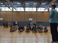 5. Mini Basketball Festival am Rabet